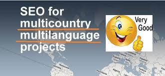 SEO Multicountry Multilanguage Strategy